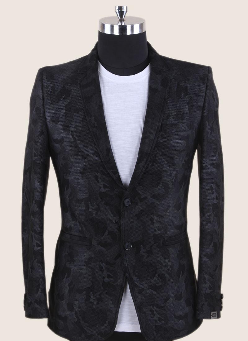 Attractive Jute Silk Blazer