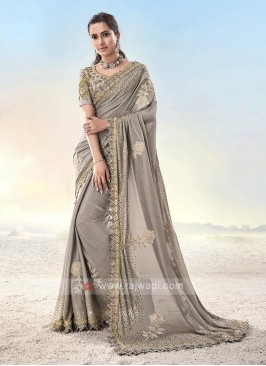 Attractive Lycra Saree