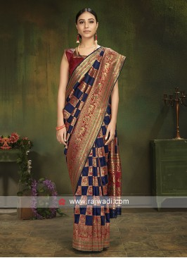 Attractive Patola Silk Saree