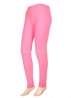 Attractive Peach Coloured Leggings