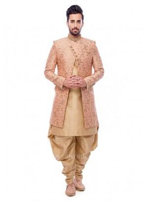 Attractive Pink Color Indo Western