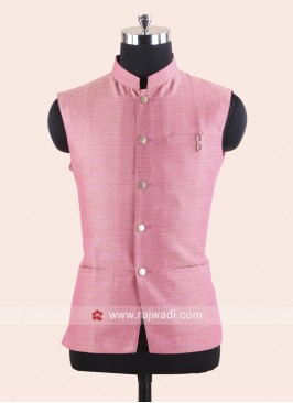 Attractive Pink Color Koti