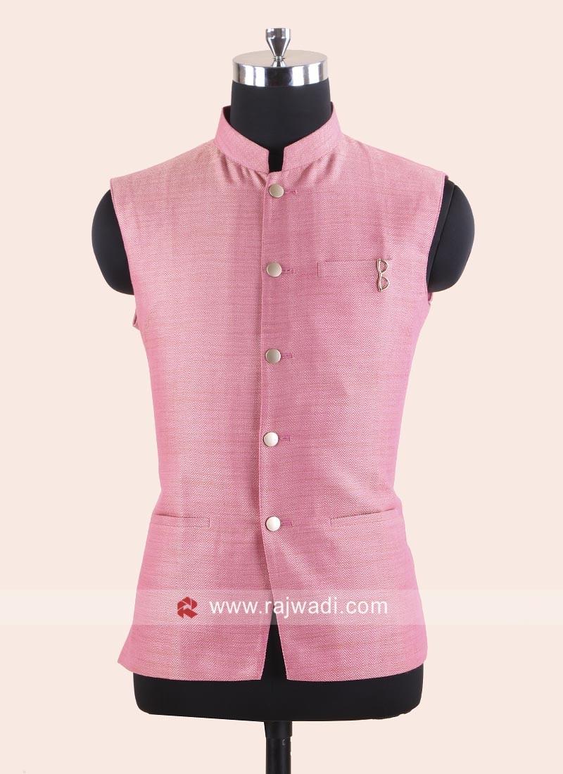 Attractive Pink Color Koti