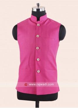 Attractive Rani Color Koti