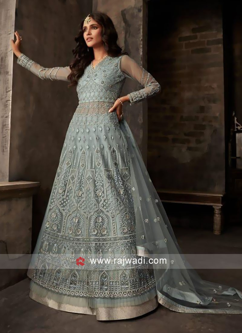 Attractive Salwar Kameez with Dupatta