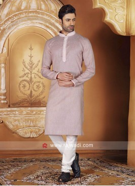 Attractive Thread Work Kurta Pajama