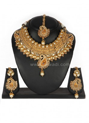 Attractive Wedding wear Necklace Set