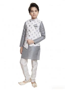 Attractive Look Nehru jacket Set For Boy