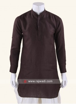 Awesome Linen fabric Kurta
