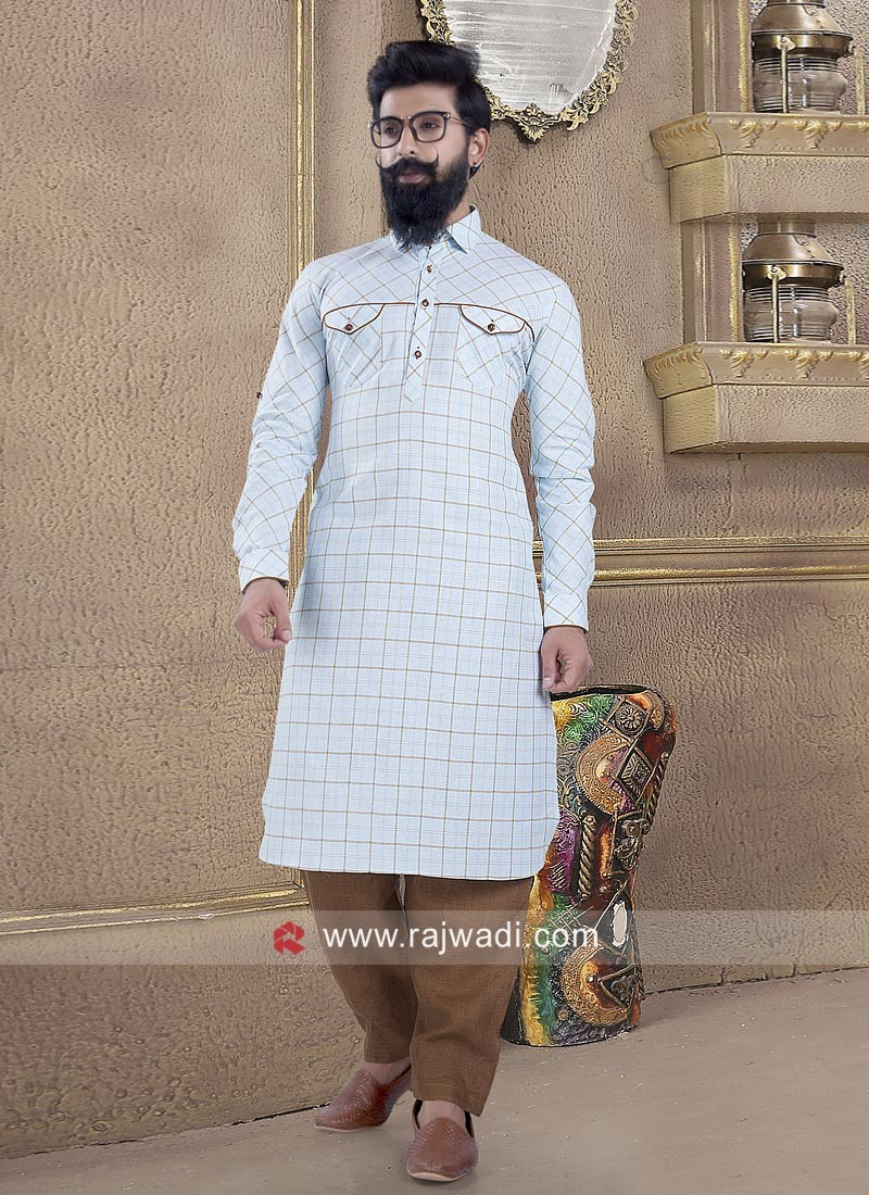 Awesome Party wear Pathani Suit