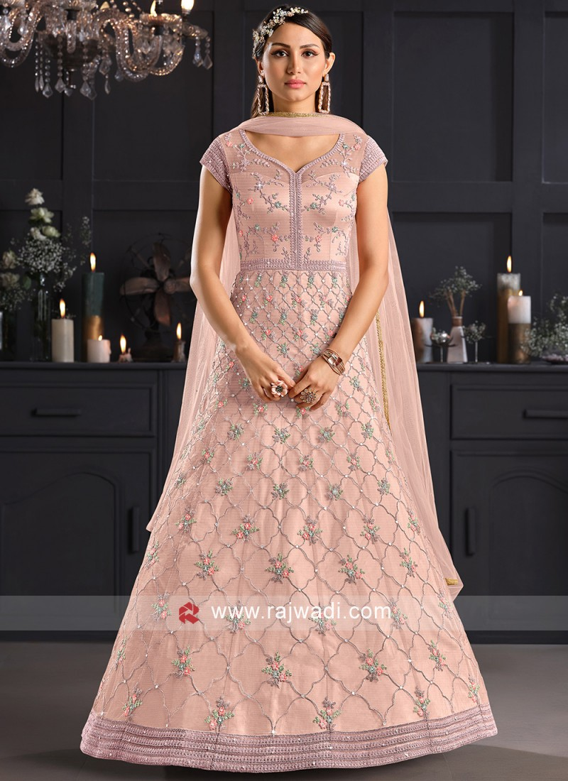 Awesome Resham Wedding Salwar Kameez