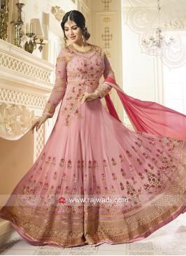 Ayesha Takia Salwar Suit in Pink