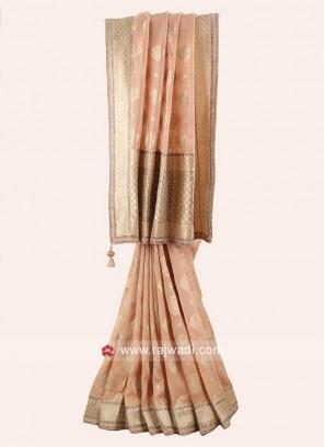 Banarasi Chiffon Saree