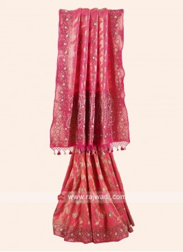 Banarasi Silk Designer Saree