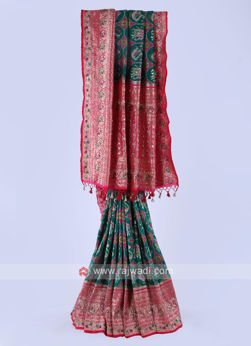 Banarasi Silk Designer Sarees