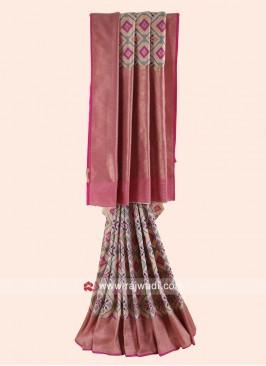 Banarasi Silk Woven Patola Saree
