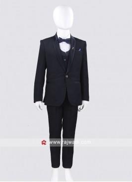 Beautiful Blue Color Suit For Kids