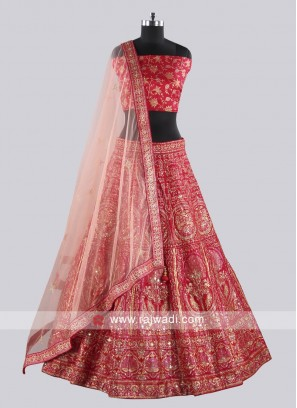 Beautiful Bridal Lehenga Choli