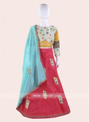 Beautiful Chaniya Choli for Kids
