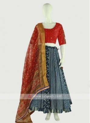 Beautiful Chaniya Choli For Navratri