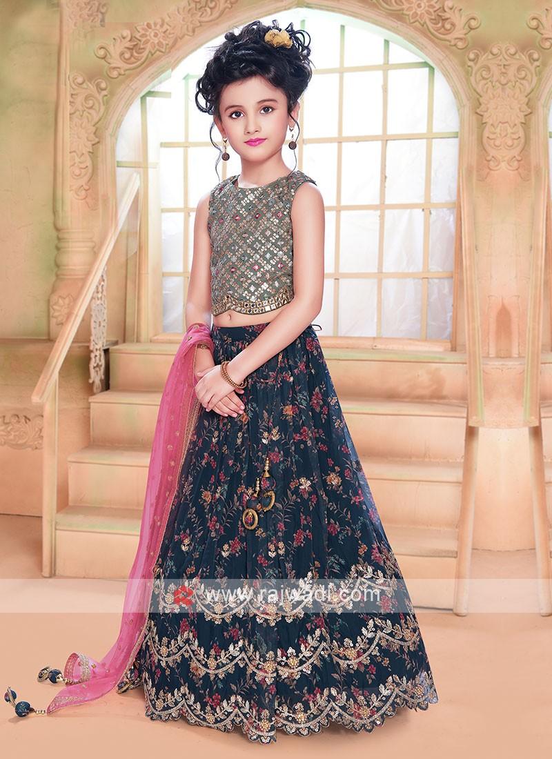 Beautiful Girls Choli Suit