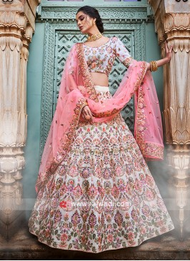 Beautiful Lehenga Choli For Wedding
