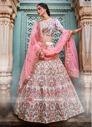 Beautiful Lehenga Choli For Wedding