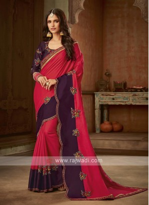 Beautiful Manipuri Silk Saree