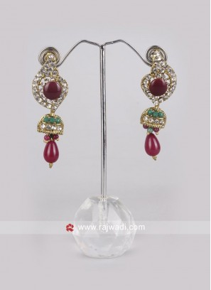 Beautiful Party Wear Earrings