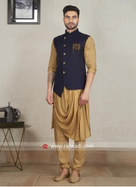 Beautiful Party Wear Nehru jacket