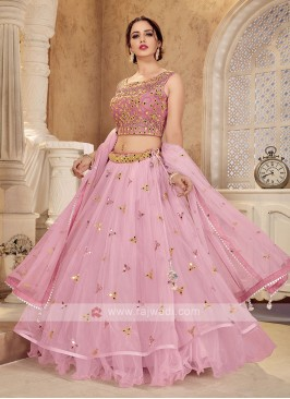 Beautiful Pink Lehenga Choli