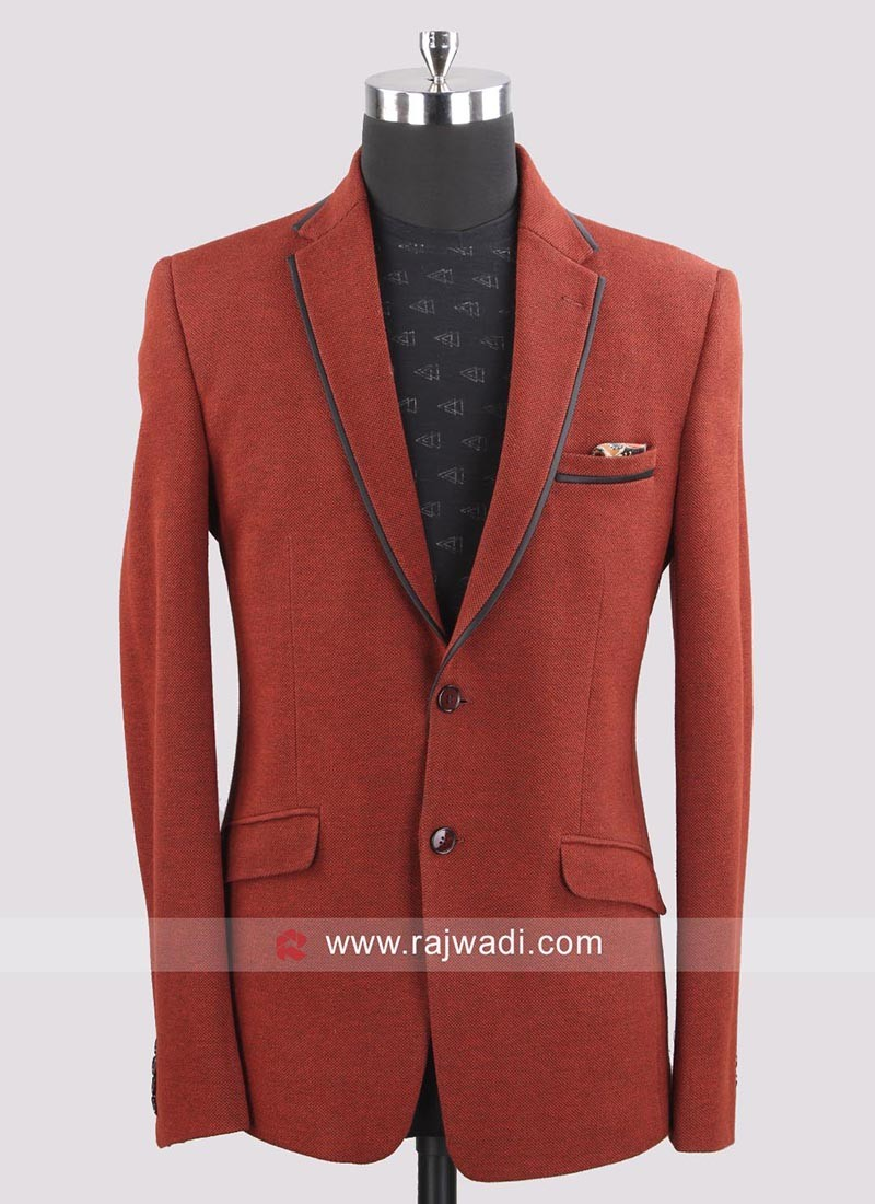 Bennevis Wedding Wear Emboss Blazer