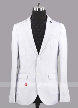 Black berry Silk Fabric Party Wear Blazer