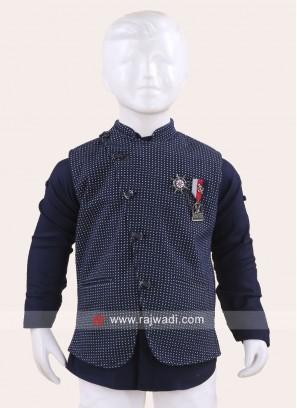 Nay Sleeveless Waist Coat for Boys