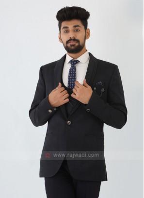 Blue Color Imported Suit