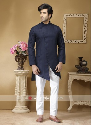 Blue Color Kurta Set
