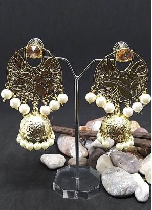 Bollywood Style Gold earrings