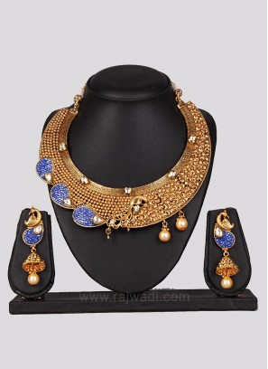 Bridal Designer Heavy Necklace Set
