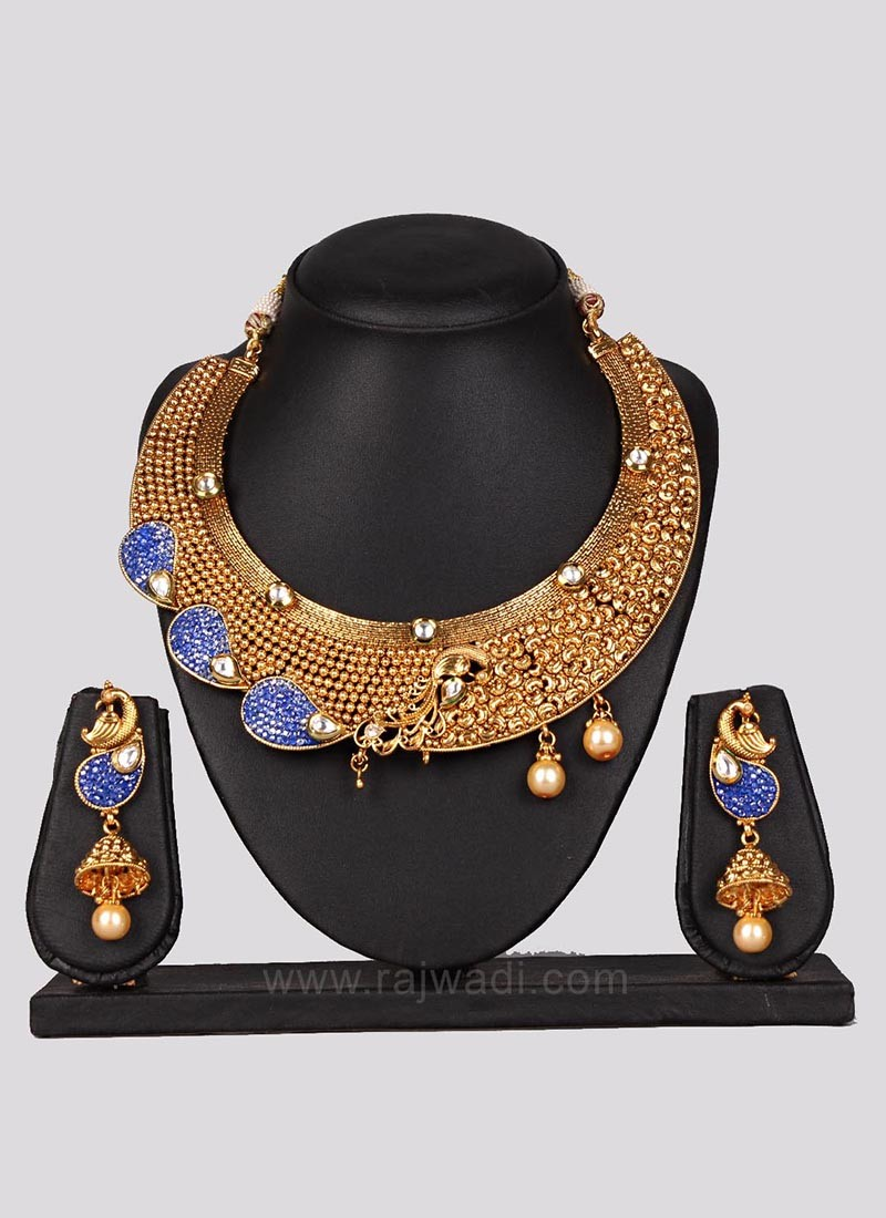 Bridal Designer Heavy Necklace Set