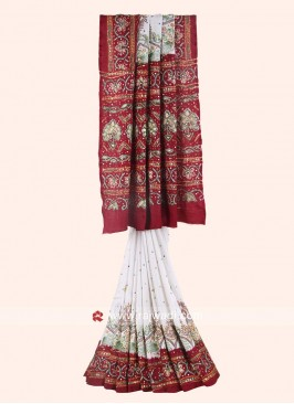 Bridal Heavy Work Panetar Saree
