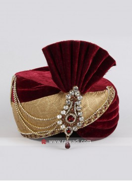 Traditional Wedding Turban
