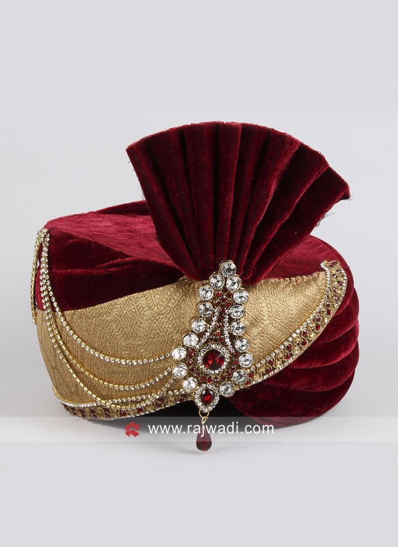 Traditional Wedding Turban