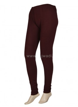 Brown Coloured Leggings