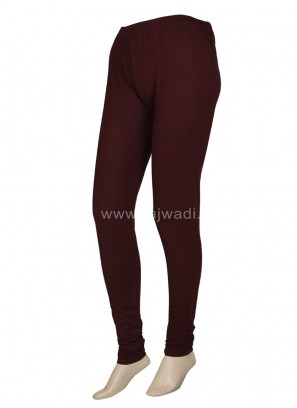 Brown Coloured Leggings