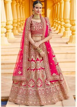Captivating Bollywood Lehenga Choli For Wedding