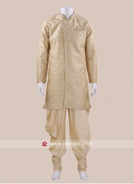 Charming Art Silk Patiala Suit