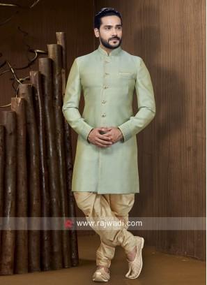 Charming Brocade Patiala Suit