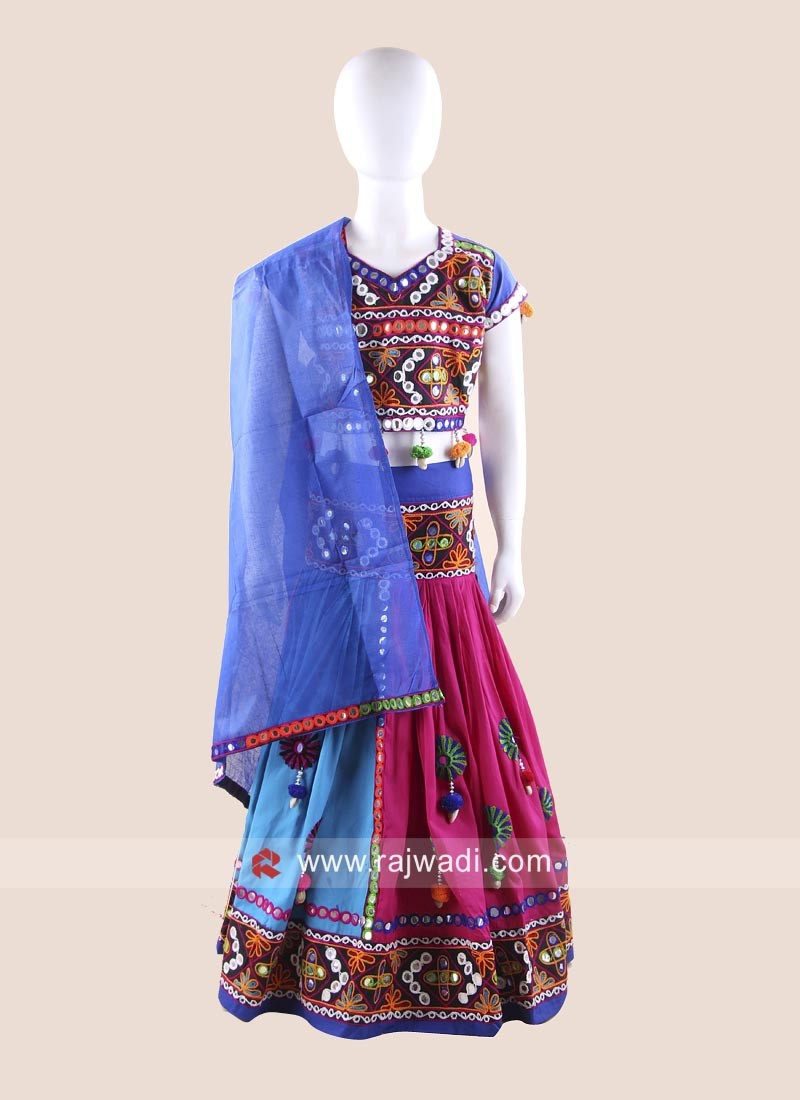 Charming Chaniya Choli for Kids