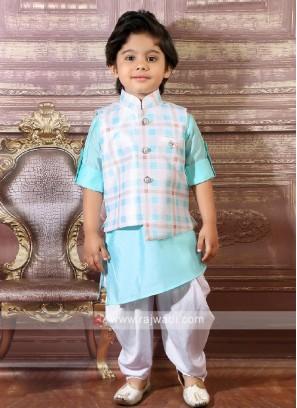Charming Nehru Jacket For Boys