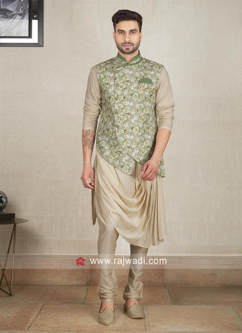 Charming Nehru jacket For Party